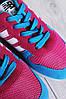 Кроссовки подросток девочка розовые DUAL УВ-3452, фото 3