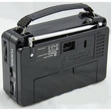 Всеволновой радиоприёмник GOLON RX-606 AC, фото 3