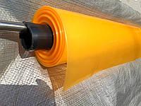 Пленка тепличная на метраж 80мкм, 6м ширина, уф-стаб. 24 месяца ,(оранжевая)., фото 1