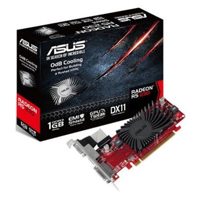 Видеокарта ASUS Radeon R5 230 1024Mb Silent (R5230-SL-1GD3-L)