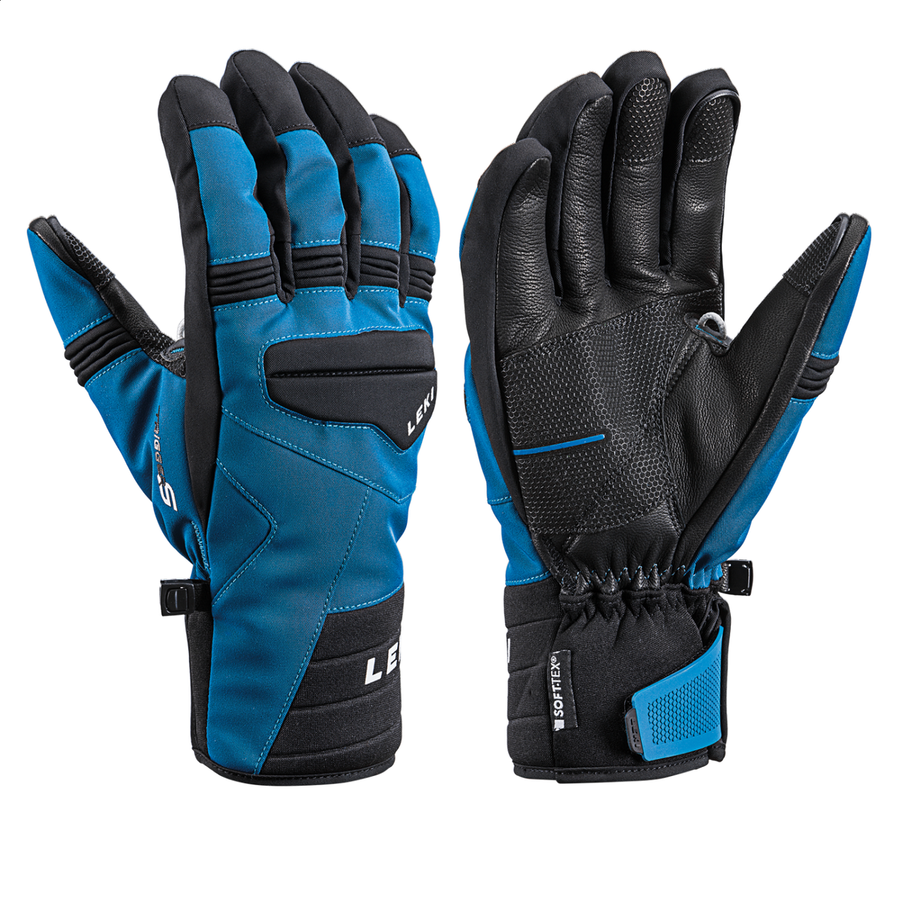 Перчатки Leki Progressive 9 S mf touch