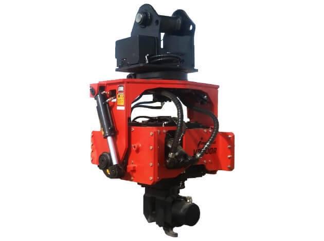 Вибропогружатель гидравлический Impulse VP600R