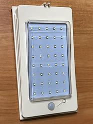 Светодиодный уличный светильник на солнечной батарее с датчиком движения SOLAR 4W IP65 Код.58682