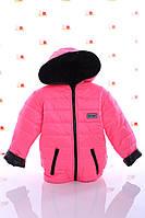 Куртка Спорт флис розовый