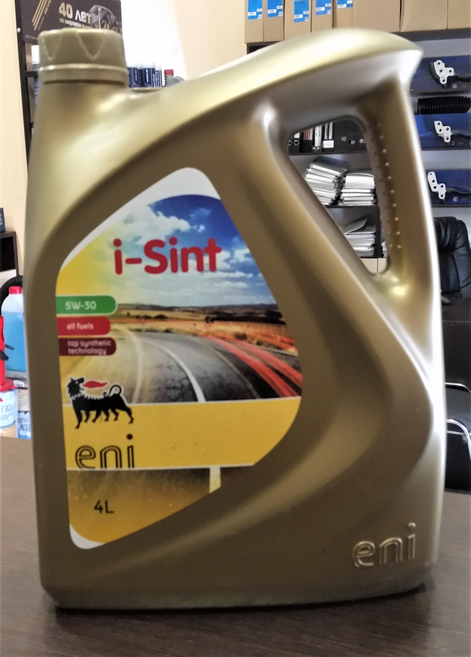 Масло моторное AGIP ENI I-Sint 5W-30 (4л)