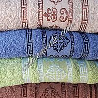 Махровое банное полотенце Орнамент, фото 1