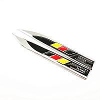 ЛЕЗВИЕ S-line Motorsport эмблема на крыло: комплект 2шт