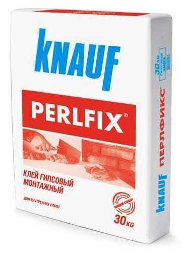 Клейдля гіпсокартону Knauf Perlfix, 30кг