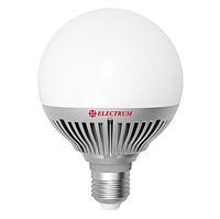 Лампа светодиодная D95 12W E27 2700К ELECTRUM