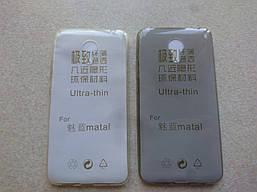 Чехол силиконовый для Meizu M1 Metal
