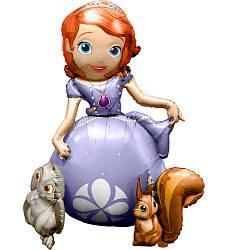 Фольгированный ходячий шар Принцесса София, Anagram (США)