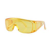 Очки защитные Dnipro-M Expert жёлтые