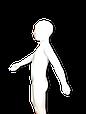 Манекен детский 110 см, фото 4