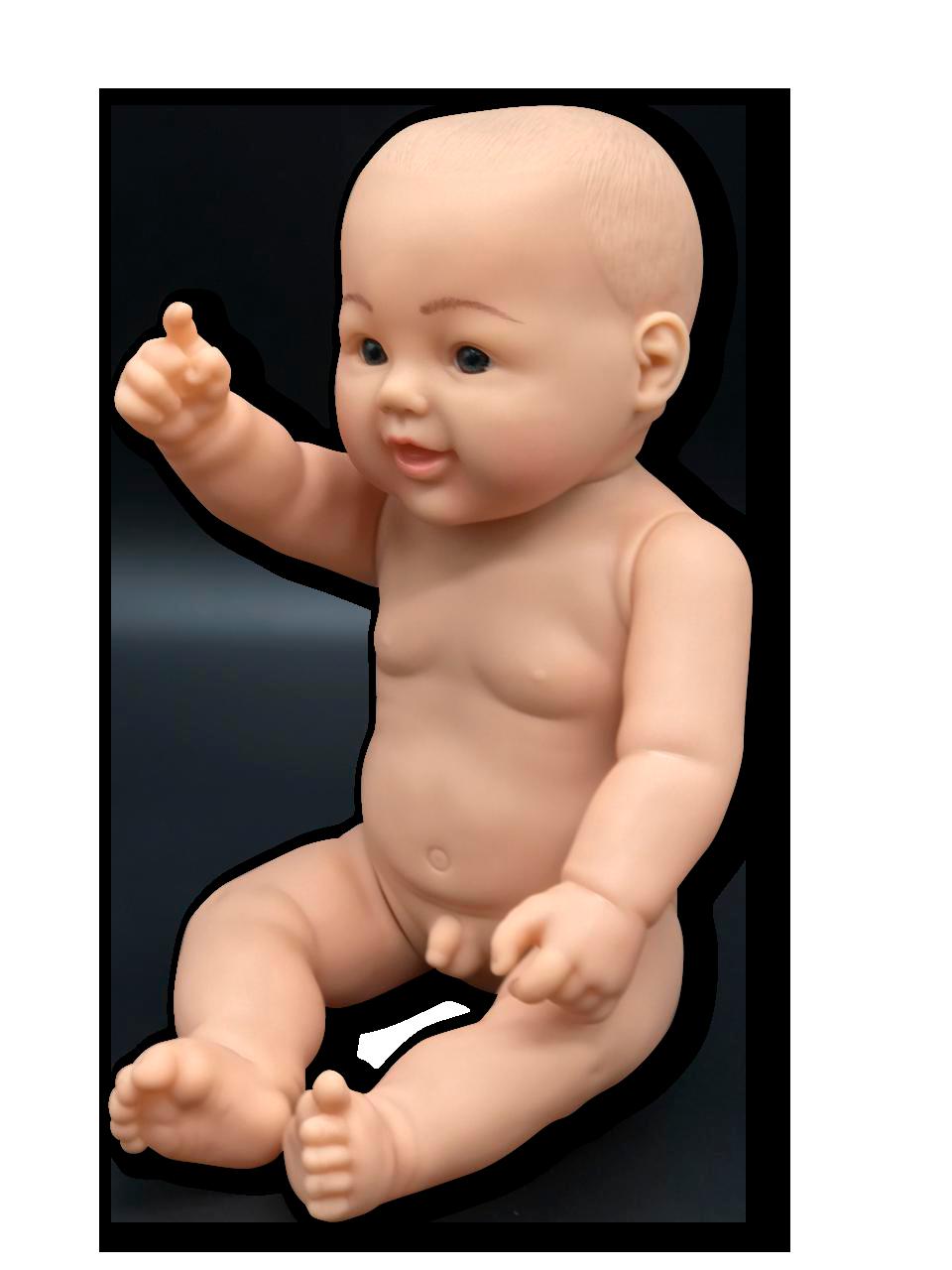 """Манекен детский""""Новорожденный мальчик"""""""