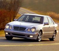 Стекло лобовое Mercedes W 210 /1995_03 ПШТ