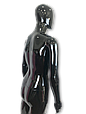 Манекен черный  мужской, фото 4