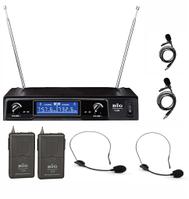 Радиосистема с головными микрофонами V 68