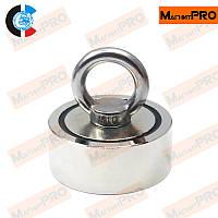 Поисковый неодимовый магнит PMR- D75 (250кг)