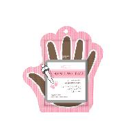 Восстанавливающая маска-перчатка для рук с гиалуроном MJ Care Premium Hand Care Pack 1 пара