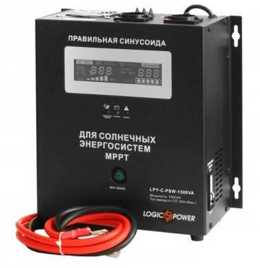 Автономний інвертор Logic Power LPY-C-PSW-1000VA, фото 2