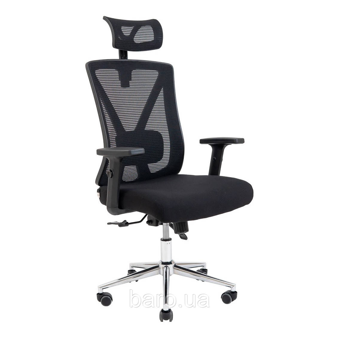 Кресло Интер черный, Richman