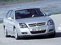 Стекло лобовое Opel Vectra С (Полоса + тонировка) после 2002г ПТ