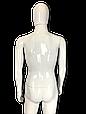 Манекен белый  мужской, фото 4