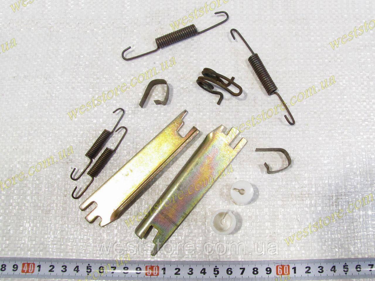 Ремкомплект ручного тормоза Заз 1102,1103,Таврия Славута полный