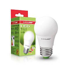 EUROLAMP LED Лампа ЕКО серія  А50 7W E27 3000K