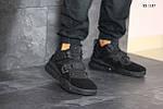 Мужские кроссовки Nike Air Force 270 (черные), фото 5