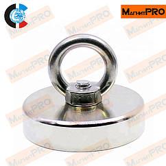 Поисковый неодимовый магнит PME- D75 (200кг)