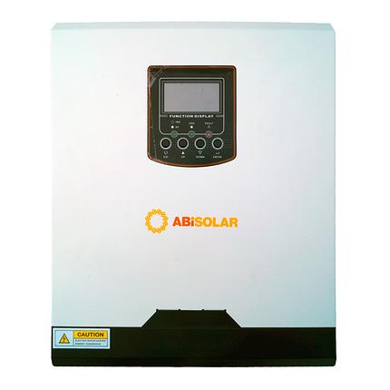 Автономний інвертор Abi solar SLP 5048 MPPT, фото 2