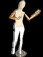 Манекен женский Деревянные руки, фото 7