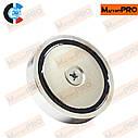 Поисковый неодимовый магнит PME- D90 (400кг), фото 2