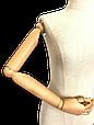 Манекен женский Деревянные руки, фото 5