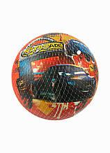 """Детский мяч """"Тачки"""" Mondo D=23см Красный, Желтый, Синий"""