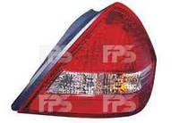 Фонарь задний для Nissan Tiida седан '05- правый (DEPO) азиатская версия