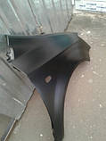 Крыло переднее хюндай гетс(-05), фото 2