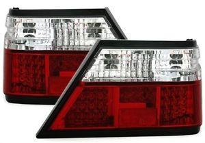 Фары-стоп BENZ 124 LED 85-93 Crystal (2шт) BZ017-BORE2