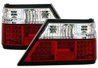 Фары-стоп BENZ 124 LED 85-93 Crystal (2шт) BZ017-BORE2