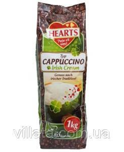 Капучино Ирландские сливки Hearts Irish Cream 1kg Германия