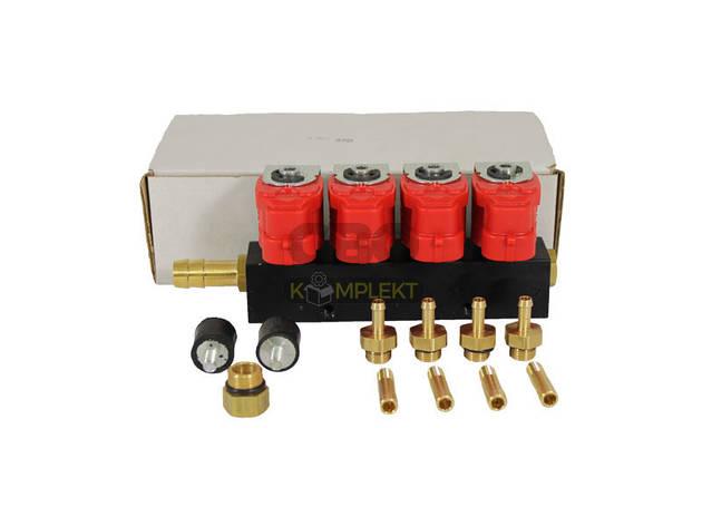 Газовые форсунки  Valtek 4ц 3 Оm, фото 2