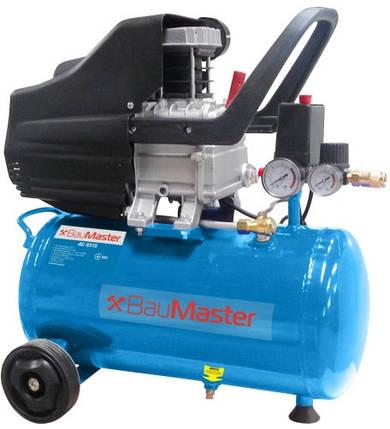 Воздушный компрессор  BauMaster AC-93155, фото 2