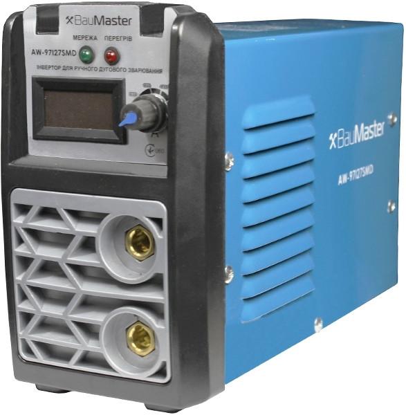 Инвертор сварочный IGBT BauMaster AW-97I27SMDK