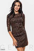 Вечернее короткое платье Разные цвета