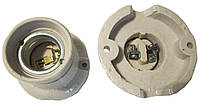 Патрон прямой ФПК-04 Е 27 керамика
