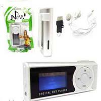 MP3 плеер + LCD+LED+Dynamic кулек (+наушники)