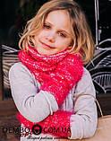 Детская набор хомут и митенки для девочек ЖОЗЕЛЬ оптом, фото 3