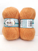 Nako Super Mohair - 2921  оранжевий