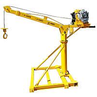 Кран-подъемник (мини-кран) 16С600, грузоподъемность 450 кг